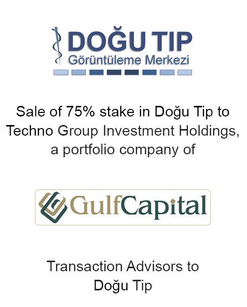 PharmaVentures advised Dogu Tip on its sale to Gulf Capital