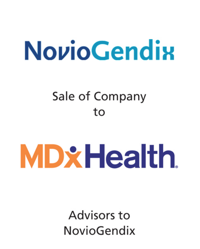 MDxHealth Acquires NovioGendix to Expand Uro-Oncology Product Offering